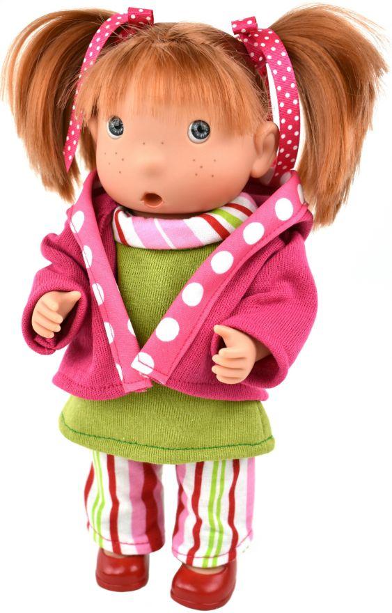 Кукла Тилина в спортивном костюме