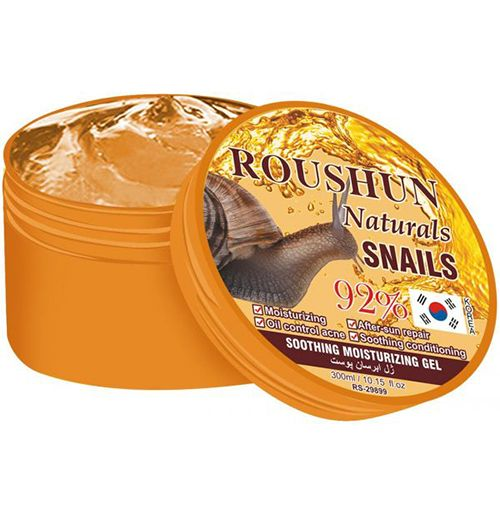 Увлажняющий Гель ROUSHUIN Naturals Snails 92%