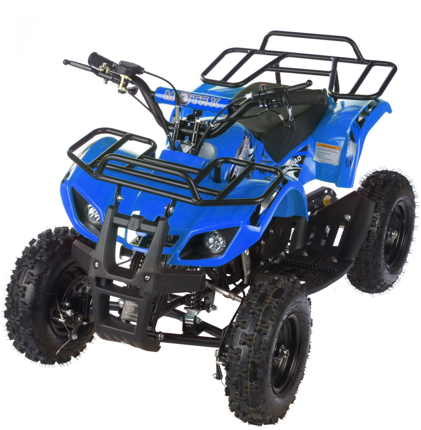 MOTAX ATV Mini Grizlik Х-16 ручной стартер Квадроцикл бензиновый