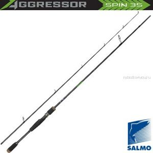 Спиннинг Salmo Aggressor SPIN 35  2,40м /тест 10-35гр (5213-240)