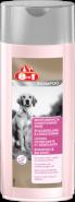 8in1 Кондиционер-ополаскиватель для собак Moisturising&Conditioning Rinse увлажняющий (250 мл)