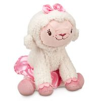 Lambie Plush - Doc McStuffins - Mini Bean Bag - 7''