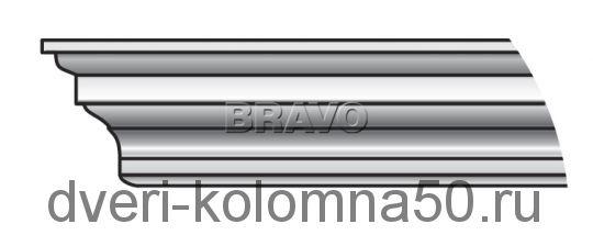 Карниз Тип 1 60-90 экошпон Classico
