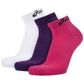 Носки Asics Ped 3 Pairs Per Pack белые