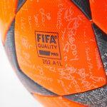 Футбольный мяч adidas UEFA Finale 16-17 Winter OMB