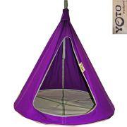 Гамак YOTO 140 см., фиолетовый