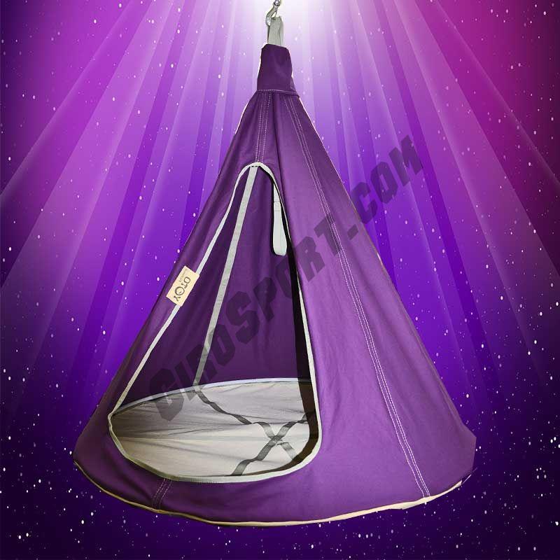 Гамак YOTO 110 см., фиолетовый