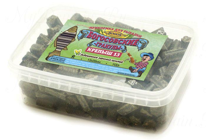 Крепыш 16 гранулы из жмыха с добавлением зерновых культур 700гр
