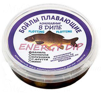 Бойлы в дипе SATURN 10 мм (ваниль)