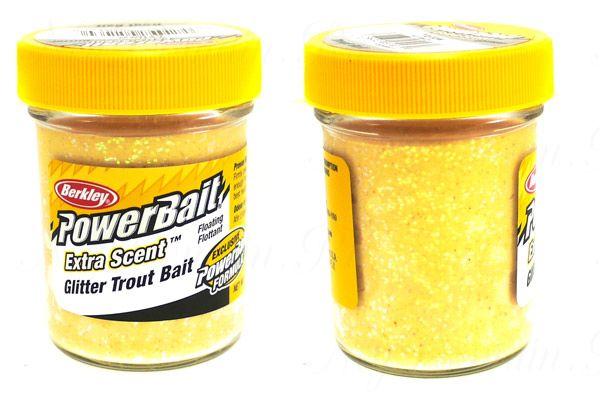 Паста Berkley 50gr STBG-Y Yellow