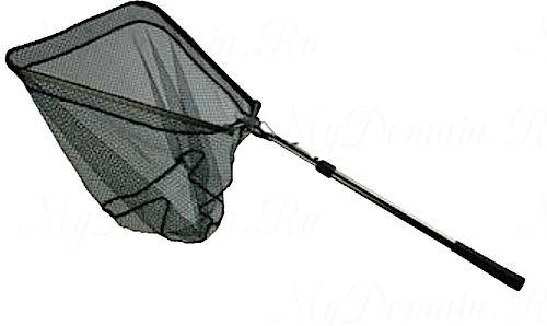 Подсак Abu Garcia Folding Net With Telescopic Handle - 112