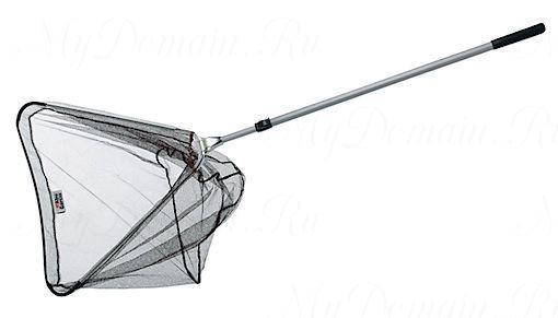 Подсак Abu Garcia Sea Trout Landing Net 60x60cm Lenght 2,20m Folding