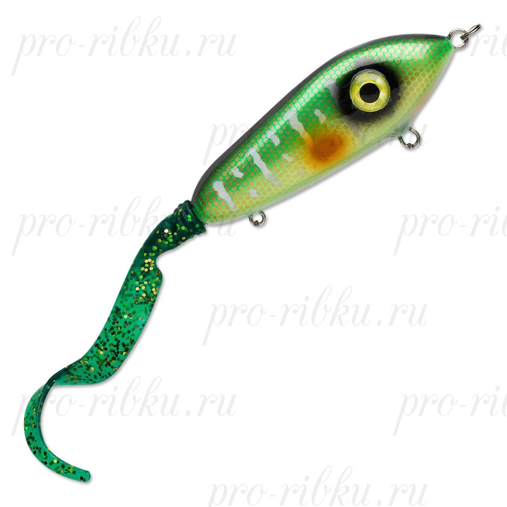 Воблер Abu Garcia Szonker Mcmy Tail 55g 8cm P-Pike