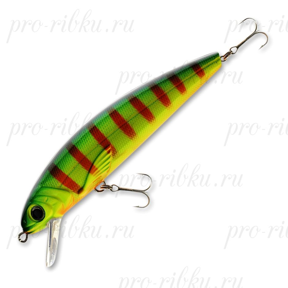 Воблер Abu Garcia Tormentor 70mm 9g float Gr/Or