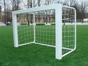Сетка для  детских футбольных ворот Ø 2.2 мм, артикул 1011-01 (шт.)