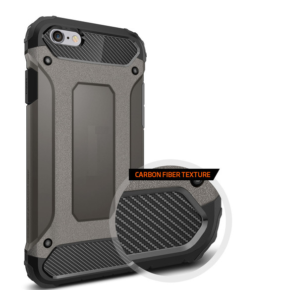 Чехол Tough Armor Tech iPhone 6/6s (gunmetal)
