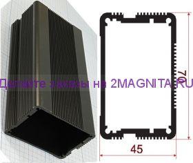 Радиатор-корпус BLA 457