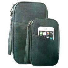 Многофункциональный органайзер для путешествий Travel, Цвет: Серый