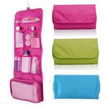 Дорожная сумка для гигиенических принадлежностей Travel Storage Bag, цвет розовый