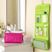 Дорожная сумка для гигиенических принадлежностей Travel Storage Bag, цвет зеленый