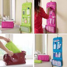 Дорожная сумка для гигиенических принадлежностей Travel Storage Bag, цвет голубой