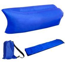 Надувной матрас гамак Lamzac (Ламзак), цвет синий