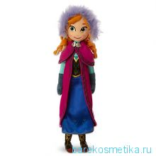 Кукла Анна мягкая