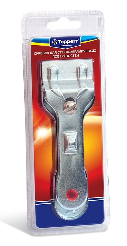 Скребок для стеклокерамики Topperr 1302 SC1
