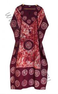 Разные цвета! Длинные индийские безразмерные платья из хлопка (Москва)