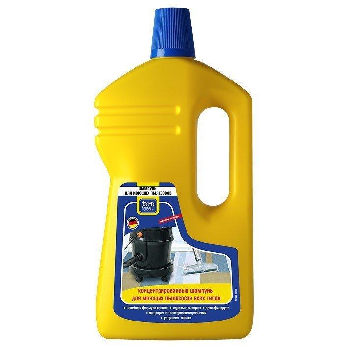 Шампунь для моющих пылесосов TOP HOUSE