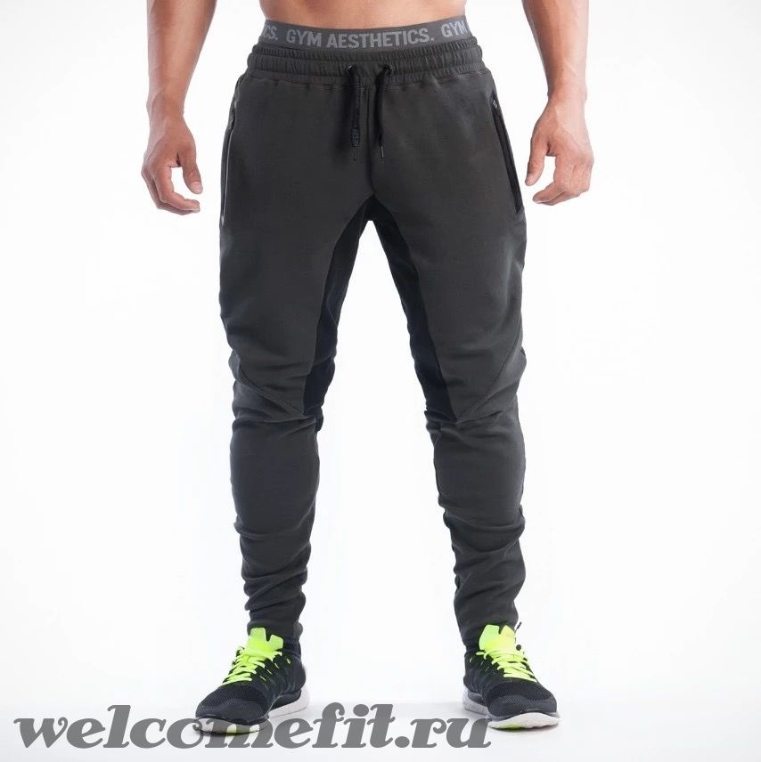 Muscle Fit Sweatpants