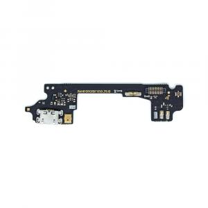 FLC (Шлейф) HTC Alcatel 6045Y Idol 3 (на системный разъем и микрофон) Оригинал
