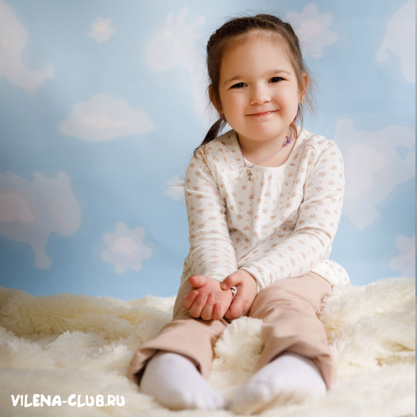 Пижама для девочки (комплект домашний)