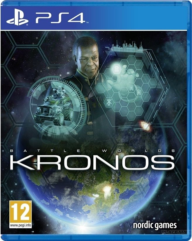 Игра Battle Worlds Kronos (PS4)