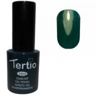 Гель-лак Tertio #024 (темно-бирюзовый), 10 мл
