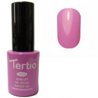 Гель-лак Tertio #025 (темно-лиловый), 10 мл