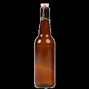 Бутыль винная темная с бугелем (ящик) купить в ВаримСамогон