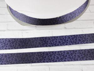 Лента репсовая с рисунком, ширина 25 мм, длина 10 м, Арт. ЛР5435
