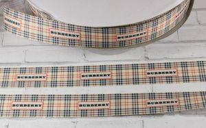 Лента репсовая с рисунком, ширина 25 мм, длина 10 м, Арт. ЛР5445