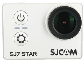 Экшн-камера SJCAM SJ7 STAR (серебристый)