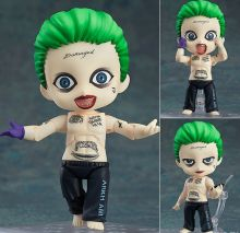 Нендороид фигурка Джокер Отряд Самоубийц Бутлег / Nendoroid - 671 The Joker Suicide Squad Edition figure