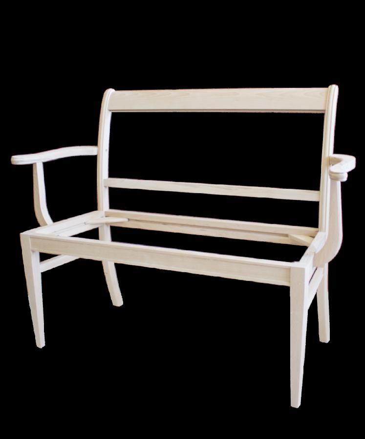 Каркас дивана-скамьи