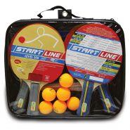 Набор для настольного тенниса Start Laine 4 Ракетки Level 200, 6 Мячей Club Select 61-453-1