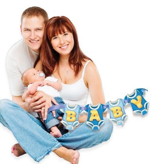 Фотобутафория Baby для мальчика