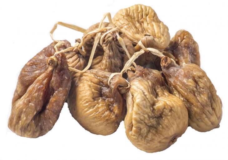 Инжир сушеный на веревке Экстра, кг