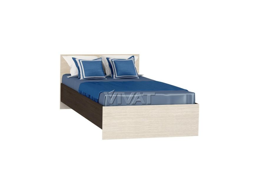 Кровать Бася КР-555 (0,9м) VIVAT