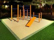Спортивный комплекс №2 Start Line Fitness 7002