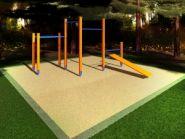 Спортивный комплекс №3 Start Line Fitness 7003