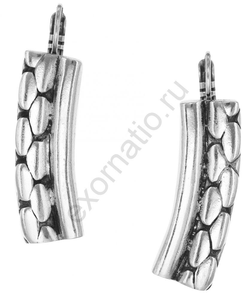 Серьги ORI-TAO 12--26796. Коллекция Nautilus