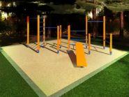 Спортивный комплекс №9 Start Line Fitness 7009